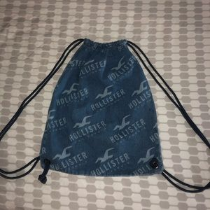 hollister drawstring